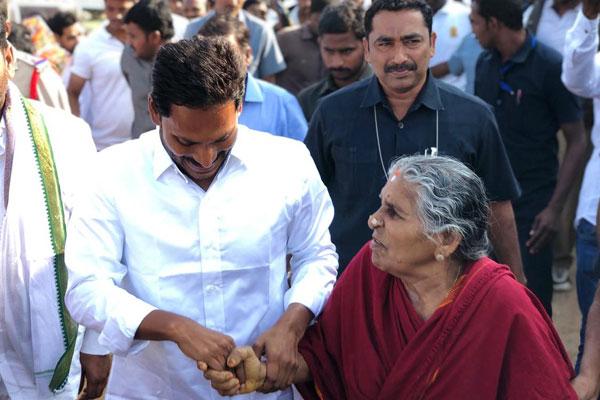 TDP digging up Jagan's Padayatra promises