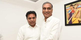 KCR's nephew assures full support to Rama Rao