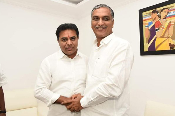 KTR and Harish to become Ministers: Cabinet expansion