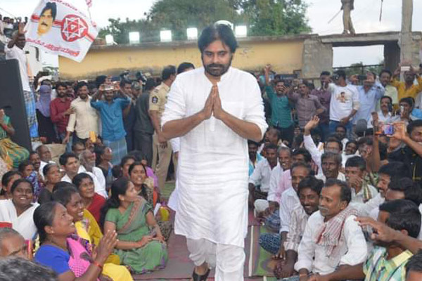 Chandrababu Naidu, Jagan afraid of Modi, says Pawan Kalyan