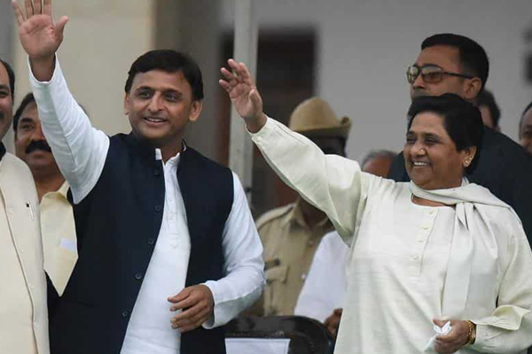 UP poll survey: SP-BSP giving sleepless nights to BJP