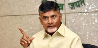 KCR embraced a corrupt 'gongali purugu': CBN on Jagan