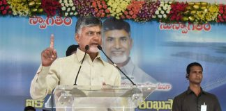 Chandrababu fires at Jagan over KCR's Federal Front