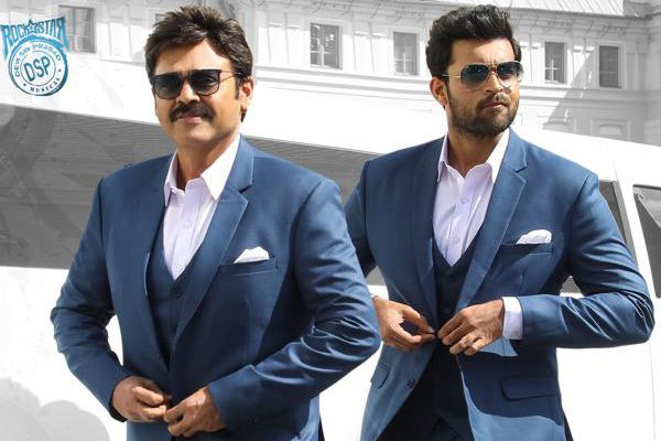 F2 Gears Up For the Rampage Mode – 3 days AP/TS Collections