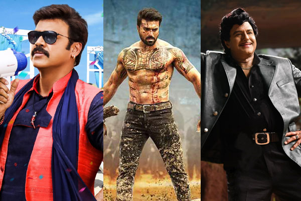 US B.O : Solid start for F2, pathetic run for VVR and NTR Kathanayakudu
