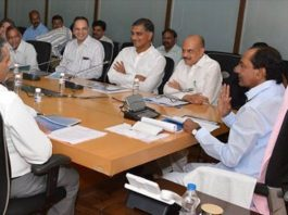 KCR's Cabinet expansion in 2 phases