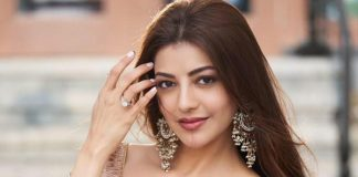 Kajal Aggarwal Photoshoot for Indian 2