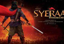 Megastar's Chiranjeevi Syeraa