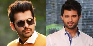 Has Ram replaced Vijay Devarakonda ?