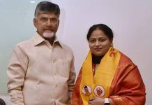 TDP first MLA ticket given to minority woman NRI Shabana