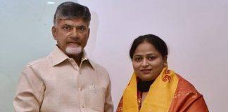 TDP first MLA ticket given to minority woman NRI Shabana