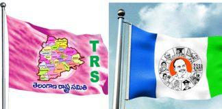 TRS YSRCP