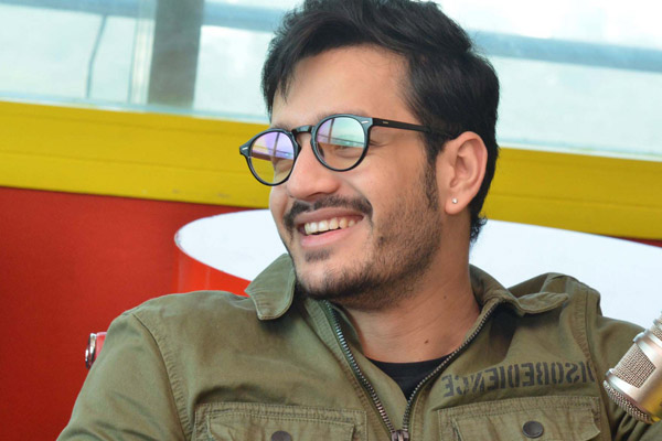 What's on board for Akhil's Fourth Film?