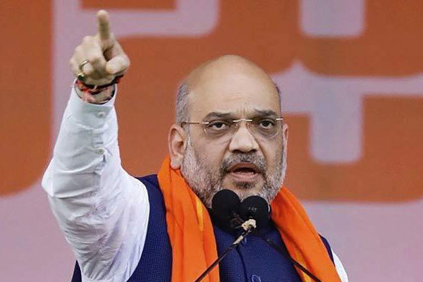 It's Modi versus others in 2019 poll, says Amit Shah