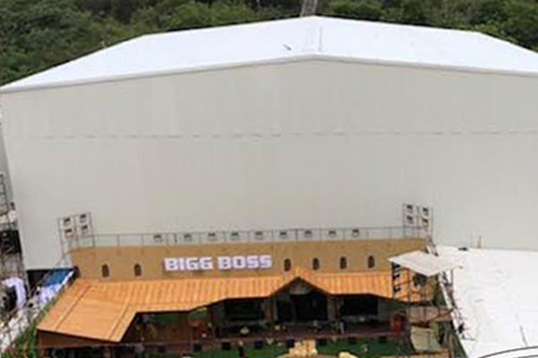 Bigg Boss set: The new destination for shootings