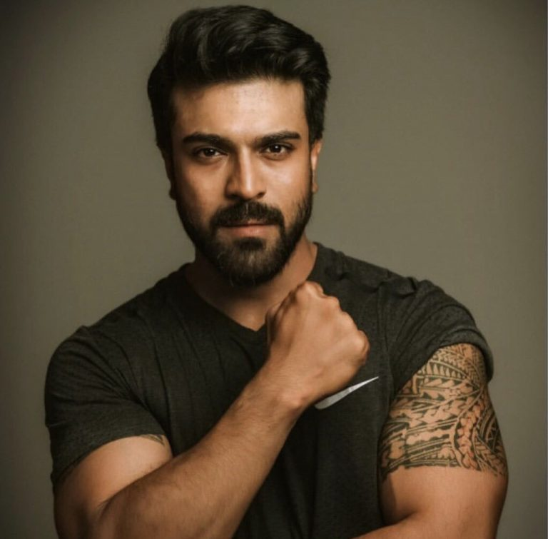 Ram Charan about his stunning transformation