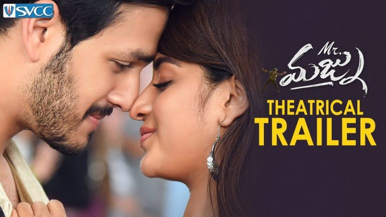 Mr Majnu Theatrical Trailer : Right mix of Romance and Emotions !