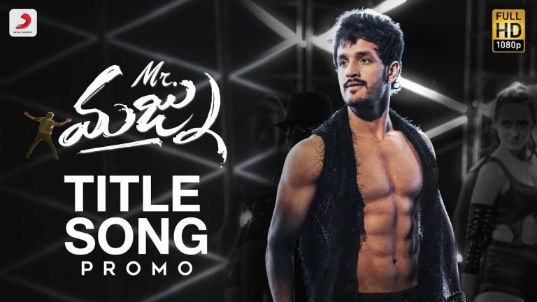 Mr. Majnu title song : Akhil mesmerises as lover boy