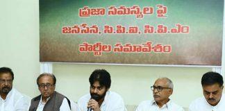 Lokesh, Jagan consider politics as a hereditary right: Pawan