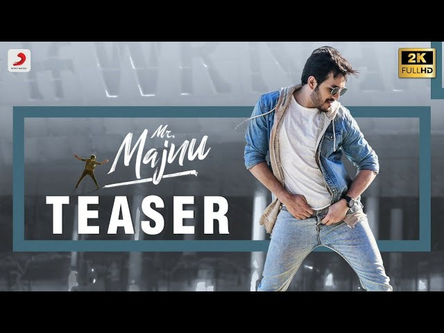 Mr Majnu – Akhil shines as lover boy