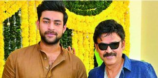 Venky and Varun all set for F3