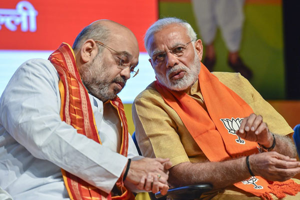 AP BJP stepping up pressure on Modi – Shah