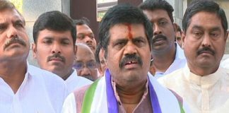 Avanti Srinivas spreads rumours against TDP MLAs