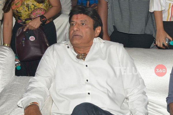 Deeply hurt Balakrishna invites fans for a special meet