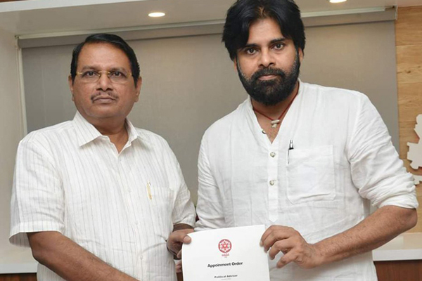 Is it the reason for Pawan joining Ram Mohan into Janasena?