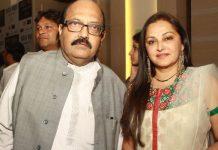Jayaprada worries over rumours despite Rakhi tying Amar Singh