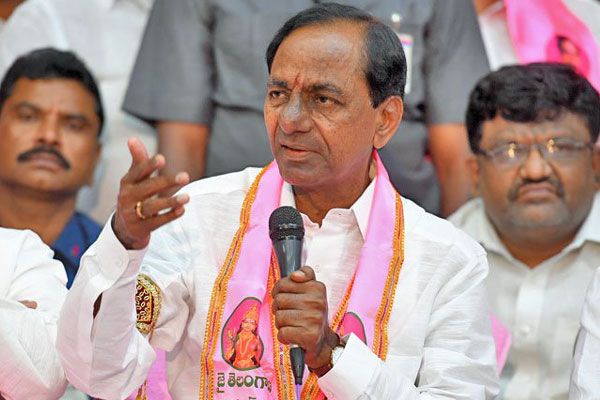 KCR keeps everyone fingers crossed over Cabinet expansion