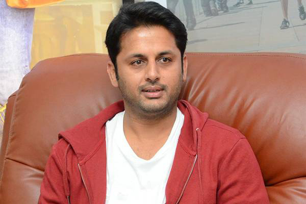 Nithiin's project out from Geetha Arts?