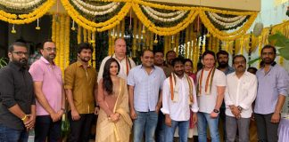 Nani - Vikram Kumar Film Launched