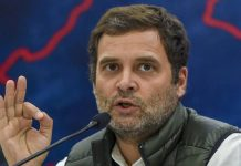 RSS is running Central government, not Modi: Rahul