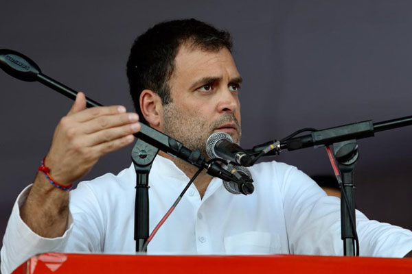 Join protest against hate, violence unleashed by Modi-Shah :Rahul