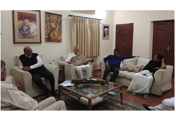 Rahul, Mamata, Pawar, CBN, etc for pre-poll anti-Modi front