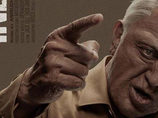 Indian 2 not Shelved