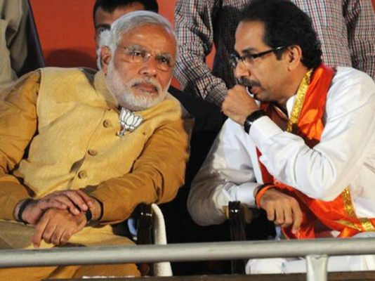 Shiv Sena back to NDA