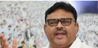 Ticket tension for Ambati Rambabu