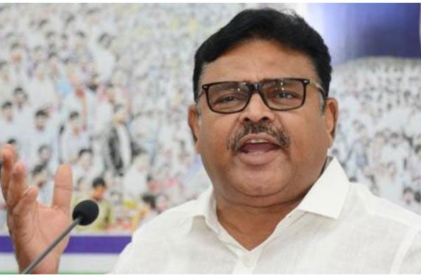 Ticket tension for Ambati Rambabu