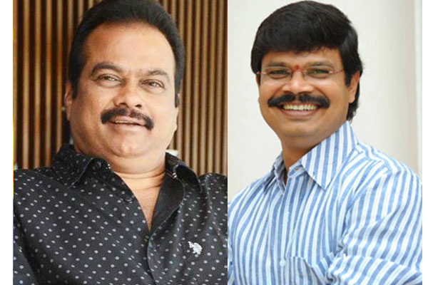 Shocking: Boyapati and Danayya abuse each other on VVR Row