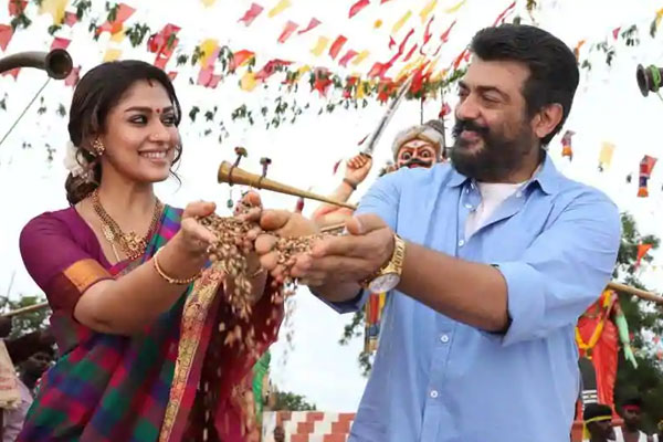 Viswasam AP/TS Pre-Release Business – Third highest for Ajith