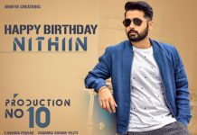 A solid line up for Nithiin