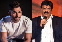 Allu Arjun and Balakrishna to end the speculations soonAllu Arjun and Balakrishna to end the speculations soon