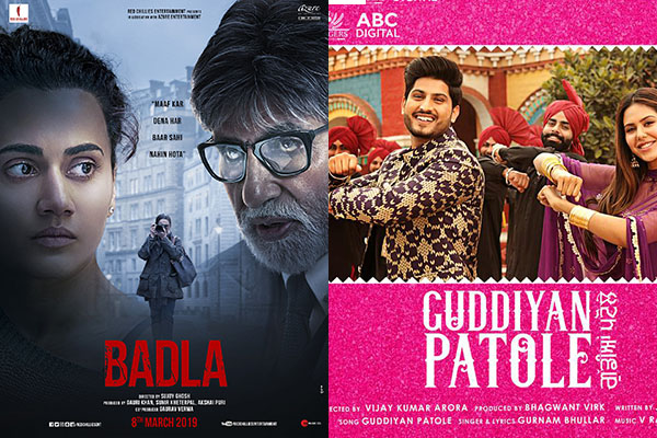 March 8th to March 10th : Top 10 Indian Films at North America Box-Office