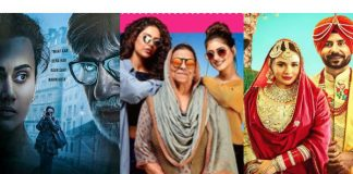 March 15th to March 17th : Top 10 Indian Films at North America Box-Office
