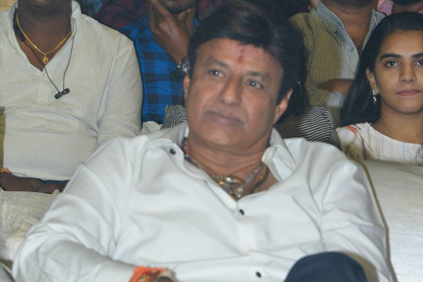 Balakrishna's next to release for Dasara