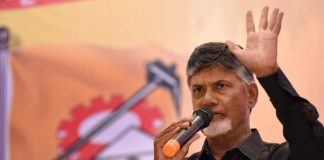 Don't link India's security with politics - Chandrababu tells Modi