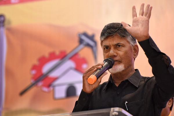 Don't link India's security with politics – Chandrababu tells Modi