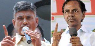 Revenge drama crosses boundaries - Chandrababu Vs KCR